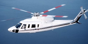 Sikorsky S76 Helicopter