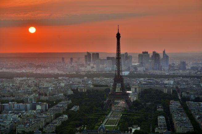 Paris jet charter services