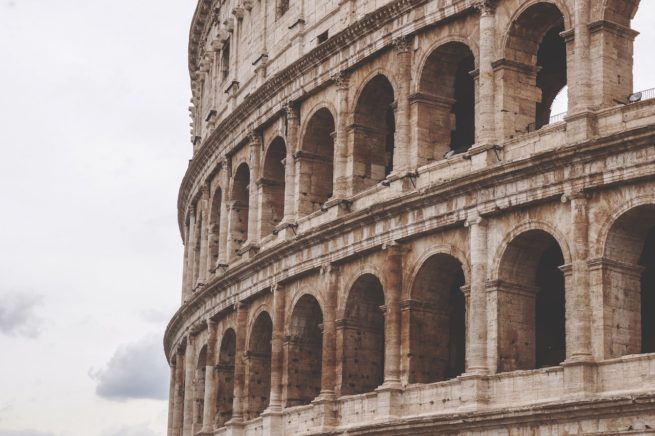 rome jet charter services