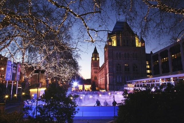 December Holidays in London