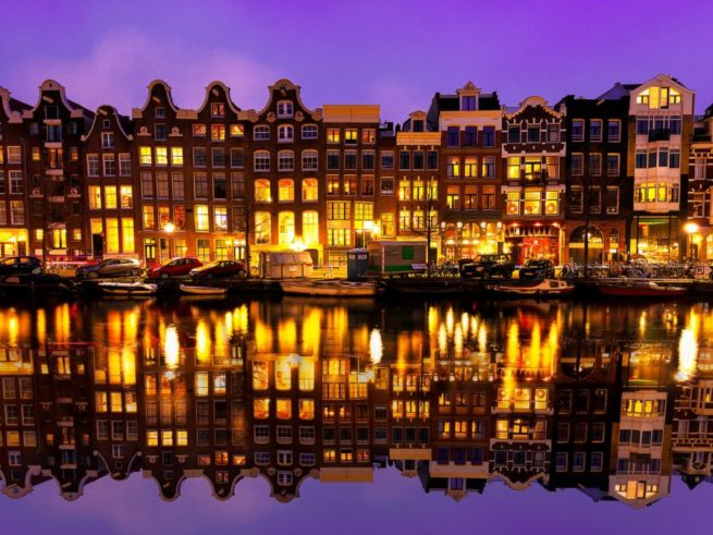 private jet charter amsterdam