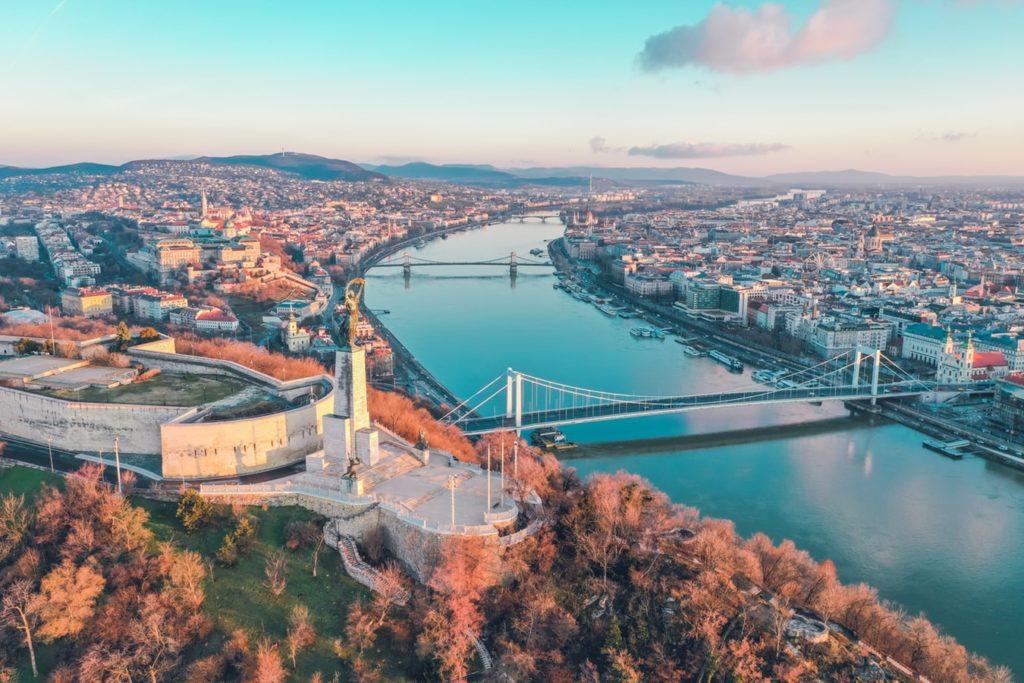 budapest jet charter service