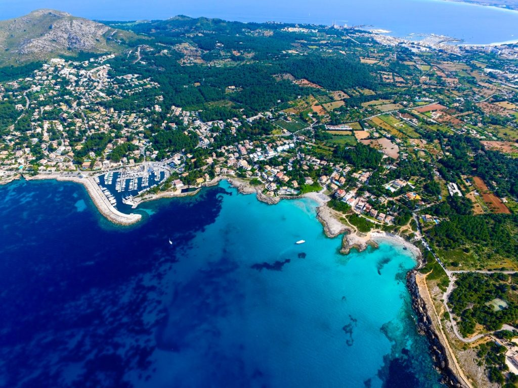 mallorca private jet charter services
